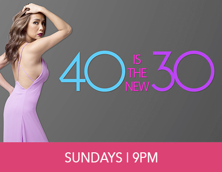 40 is the new 30
