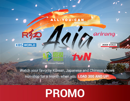 All-You-Can Asia Promo