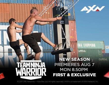 Team Ninja Warrior Pre