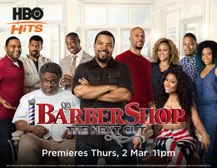 HBO Hits- Barbershop