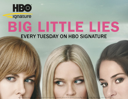 HBO Sig-Big Little Lies