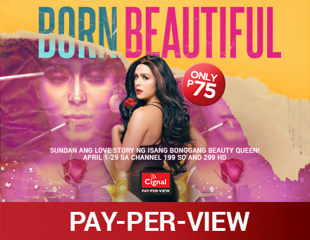 Born Beautiful PPV
