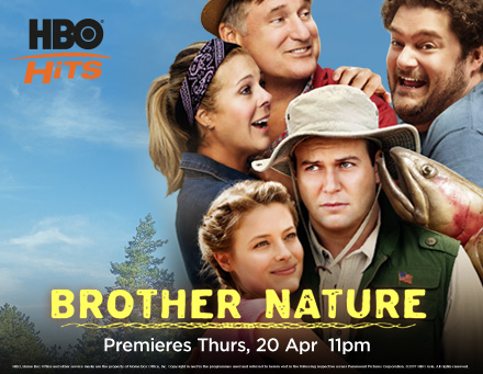 HBO Hits- Brother Nature