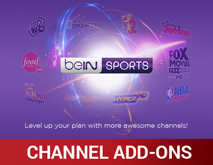 Channel Add Ons