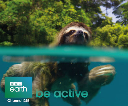 BBC Earth-Be Active