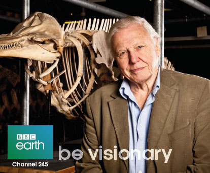 BBC Earth-Be Visionary