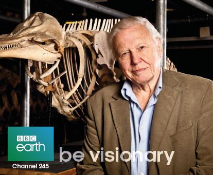 BBC Earth-Be Visionary