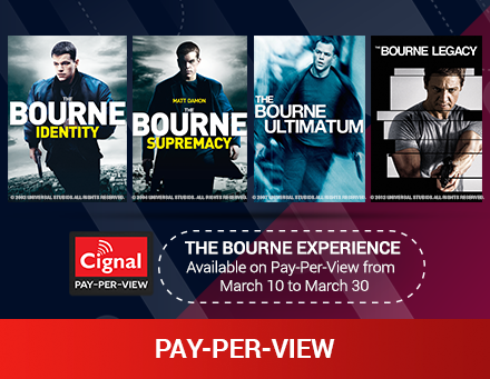 Bourne Series PPV