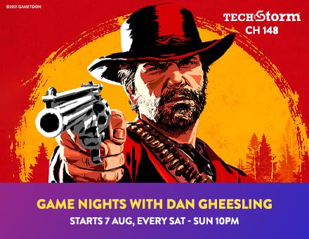 Game Nights with Dan Gheesling