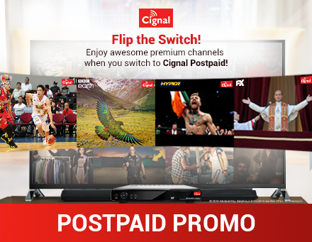 Postpaid Promos