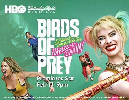 Bird's of Prey