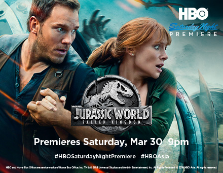 Jurassic World - HBO