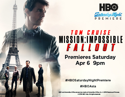 Mission Impossible Fallout - HBO