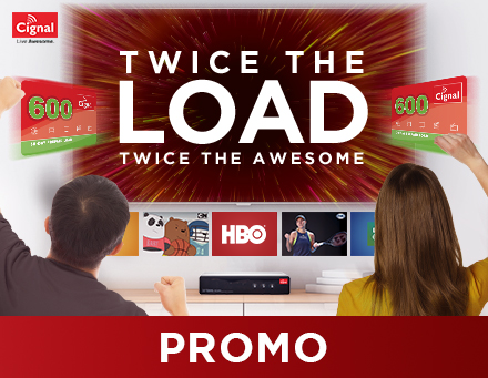 Buy 1 Take 1 Load Promo