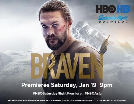 HBO HD-Braven