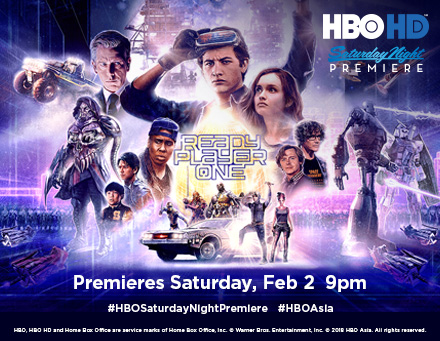 HBO HD-Ready Player One