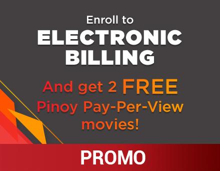 E-Bill Promo