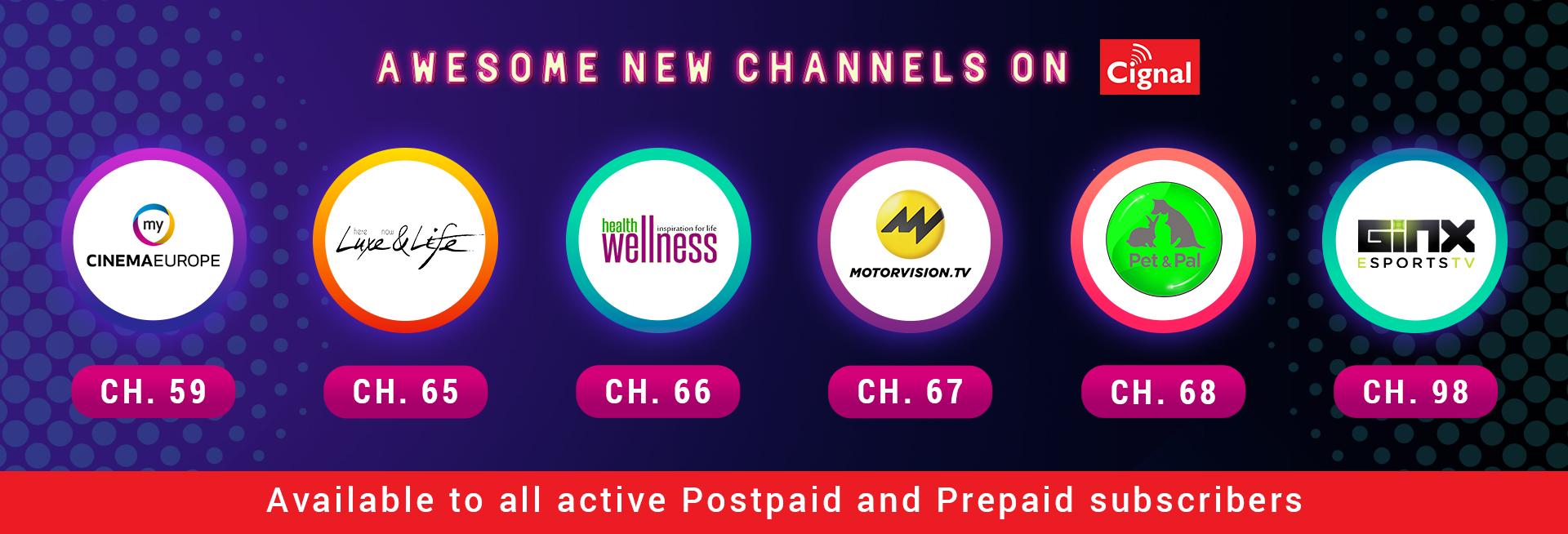 Freesat Channels 2020