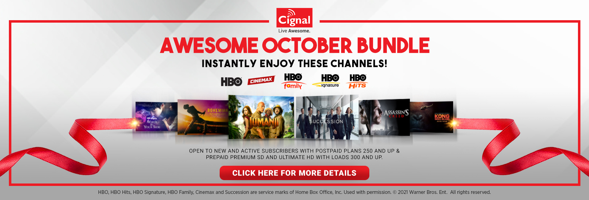 Awesome October Blowout
