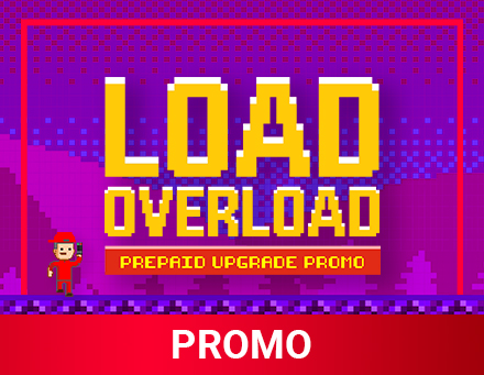 Load Overload Promo