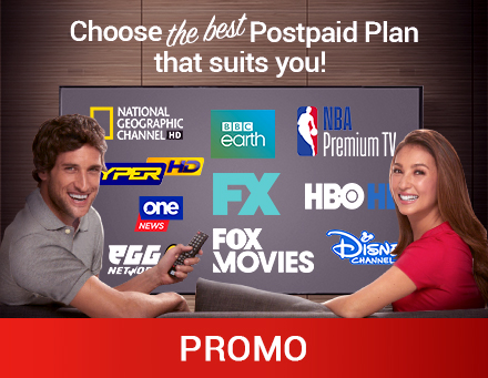 Cignal Postpaid Discount Promo