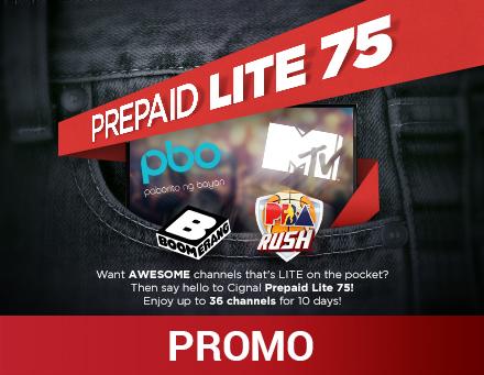 Prepaid 75