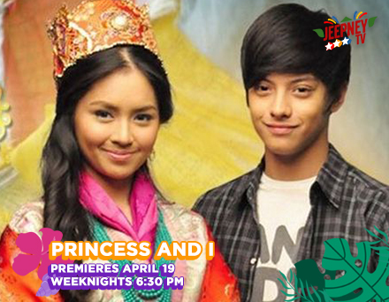 Princess and I - April