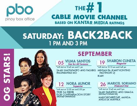 PBO - Back to Back