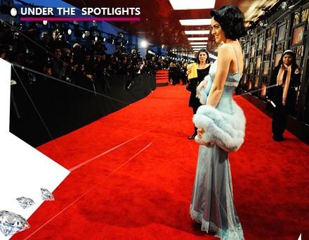Under the Spotlights