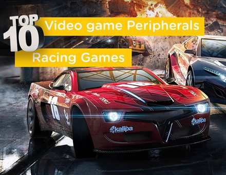 Top 10 Video Game Peripherals Racing Games