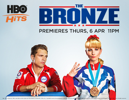 HBO Hits- The Bronze
