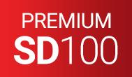 100 SD