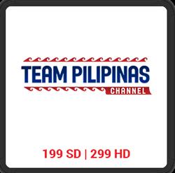 Team Pilipinas Channel